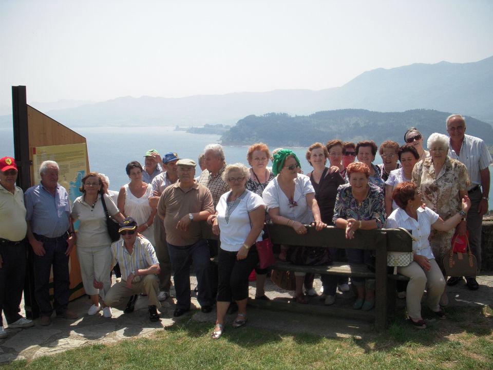 grupo en Lastres