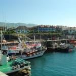 puerto pesquero de Llanes